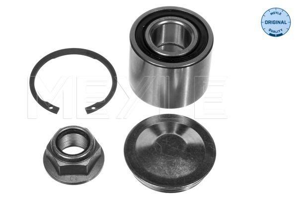 MEYLE  16-14 750 0018 Juego de cojinete de rueda Ø: 55mm, Diám. int.: 25mm