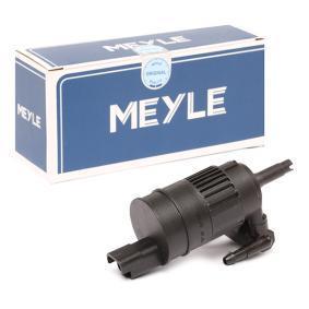 Waschwasserpumpe, Scheibenreinigung Spannung: 12V mit OEM-Nummer 7700430702
