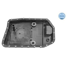 Oil Pan, automatic transmission with OEM Number 2411 7571 217