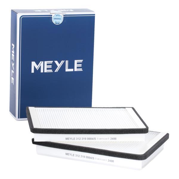 Innenraumfilter 312 319 0004/S MEYLE MCF0235 in Original Qualität