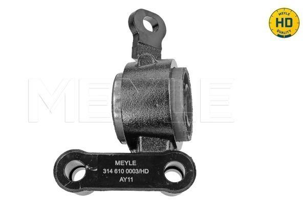 Querlenkerlager 314 610 0003/HD MEYLE MCM0073HD in Original Qualität