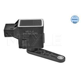 MEYLE Sensor, Xenonlicht (Leuchtweiteregulierung) 314 899 0073 für BMW 5 (E60) 530 xi ab Baujahr 01.2007, 272 PS