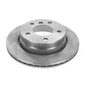 Bremsscheibe Bremsscheibendicke: 19mm, Lochanzahl: 5, Ø: 276mm mit OEM-Nummer 34 21 6 864 903
