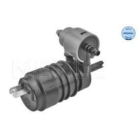 Waschwasserpumpe, Scheibenreinigung Spannung: 12V mit OEM-Nummer 90 492 357