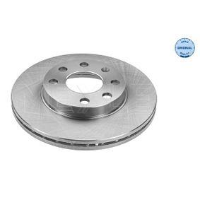 Bremsscheibe Bremsscheibendicke: 20mm, Lochanzahl: 4, Ø: 236mm mit OEM-Nummer 90 008 006