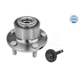 2007 Ford Focus 2 da 1.6 TDCi Wheel Bearing Kit 714 652 0000