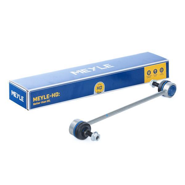 Brat / bieleta suspensie, stabilizator MEYLE 7160600014/HD cunoștințe de specialitate