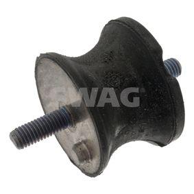 SWAG  20 13 0028 Lagerung, Automatikgetriebe Gummimetalllager