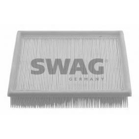 Luftfilter Länge: 245mm, Breite: 180,0mm, Höhe: 58mm mit OEM-Nummer 13721744869