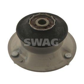 SWAG  20 93 0277 Federbeinstützlager Ø: 92,0mm, Ø: 128,0mm