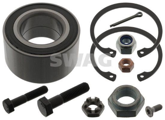 SWAG  30 90 3488 Set rulment roata Ř: 64,0mm, Diametru interior: 34,0mm