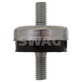 SWAG Lagerung, Kühler 30 90 4017 für AUDI 80 (81, 85, B2) 1.8 GTE quattro (85Q) ab Baujahr 03.1985, 110 PS