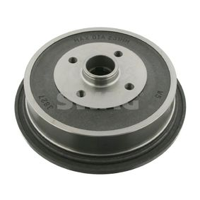 Bremstrommel mit OEM-Nummer 443 501 615