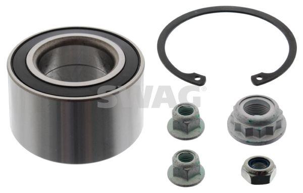 SWAG  30 91 4250 Juego de cojinete de rueda Ø: 74,0mm, Diám. int.: 40,0mm