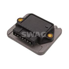 SWAG Schaltgerät, Zündanlage 30 91 7192 für AUDI 80 (8C, B4) 2.8 quattro ab Baujahr 09.1991, 174 PS