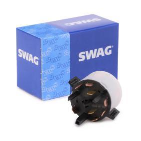 SWAG Zünd-/Startschalter 30 91 8646 für AUDI A4 (8E2, B6) 1.9 TDI ab Baujahr 11.2000, 130 PS