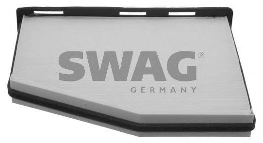 SWAG  30 92 1312 Filter, Innenraumluft Länge: 288mm, Breite: 215mm