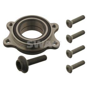 Wheel Bearing Kit Ø: 102,0mm, Inner Diameter: 61,0mm with OEM Number 4H0 498 625E