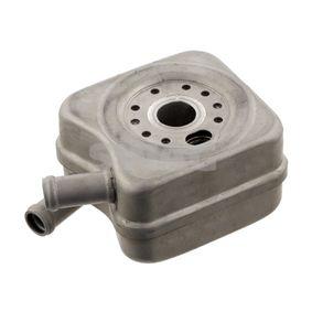 SWAG Ölkühler, Motoröl 30 93 1110 für AUDI A3 (8P1) 1.9 TDI ab Baujahr 05.2003, 105 PS