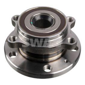 Kit de roulement de roue Ø: 136,0mm, Diamètre intérieur: 27,5mm avec OEM numéro 5K0498621