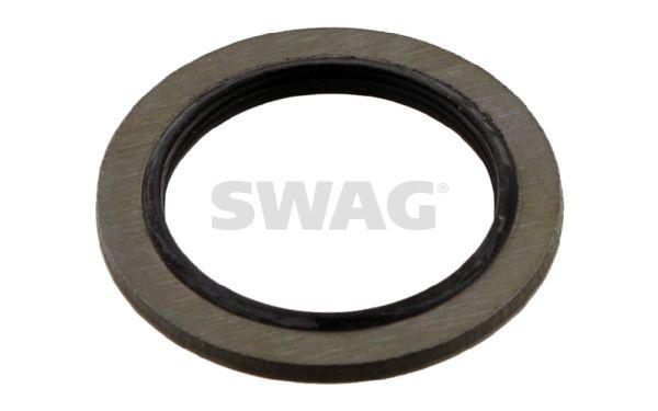 SWAG  40 93 1118 Anello di tenuta, vite di scarico olio Ø: 26,0mm, Spessore: 2,5mm, Diametro interno: 18,5mm