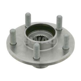 Cubo de rueda Ø: 134,0mm, 40,0mm con OEM número 4103347