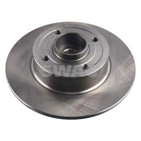 Bremsscheibe Bremsscheibendicke: 8mm, Ø: 240,0mm mit OEM-Nummer 82000-38305