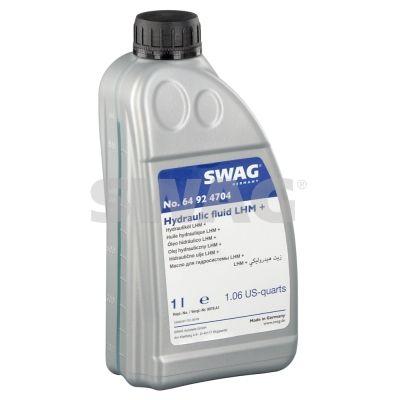 SWAG  64 92 4704 Hydrauliköl Inhalt: 1l, grün