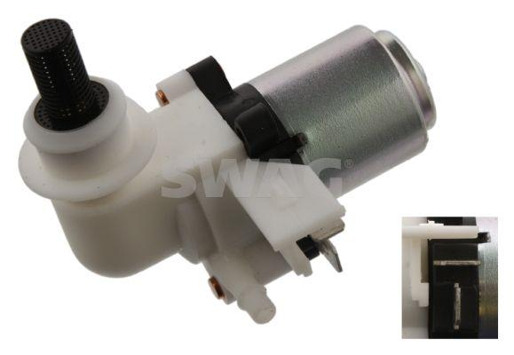 SWAG  70 91 4503 Waschwasserpumpe, Scheibenreinigung Spannung: 12V, Anschlussanzahl: 2