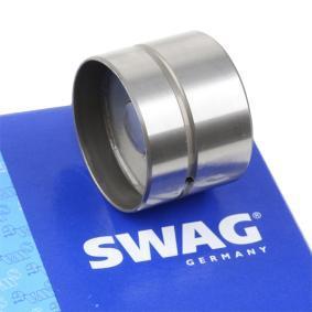 SWAG Ventilstößel 99 18 0001 für AUDI 80 Avant (8C, B4) 2.0 E 16V ab Baujahr 02.1993, 140 PS