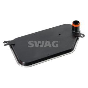 SWAG Hydraulikfilter, Automatikgetriebe 99 91 4264 für AUDI A6 (4B2, C5) 2.4 ab Baujahr 07.1998, 136 PS