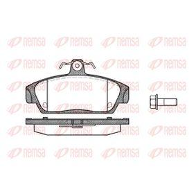 Brake Pad Set, disc brake Article № 0336.00 £ 150,00