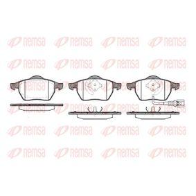 Brake Pad Set, disc brake Article № 0390.41 £ 140,00