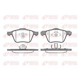 Brake Pad Set, disc brake Article № 1070.00 £ 140,00