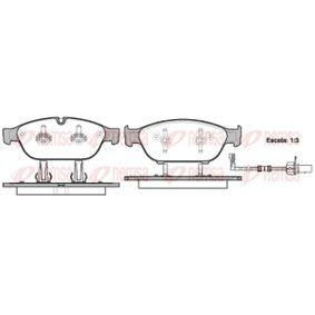 Brake Pad Set, disc brake Article № 1441.02 £ 140,00