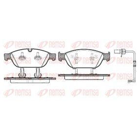 Brake Pad Set, disc brake Article № 1441.12 £ 140,00