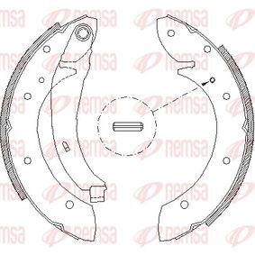 Bremsbackensatz Breite: 41,5mm mit OEM-Nummer 6025 370 302