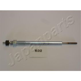 Glow Plug Total Length: 154mm with OEM Number 36710-4A100