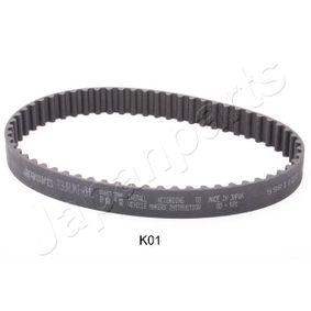 Zahnriemen Breite: 22mm mit OEM-Nummer 0K9BV-12-206