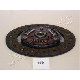 Δίσκος συμπλέκτη DF-199 MICRA 2 (K11) 1.3 i 16V Έτος 1994