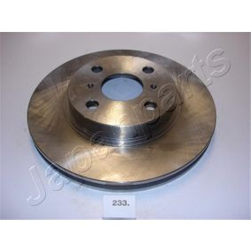 Bremsscheibe Bremsscheibendicke: 22mm, Ø: 254mm mit OEM-Nummer 43512-12550