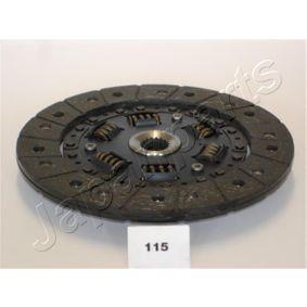 Bremsscheibe Bremsscheibendicke: 26mm, Ø: 294,7mm mit OEM-Nummer 43512-05080