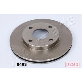 Brake Disc Brake Disc Thickness: 25mm, Num. of holes: 5, Ø: 299,4mm, Ø: 299,4mm with OEM Number C26Y3-325XD