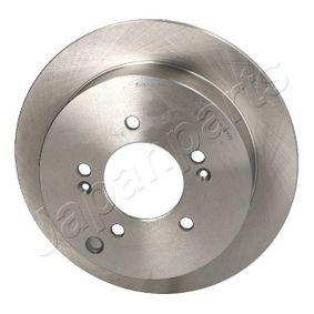 Bremsscheibe Bremsscheibendicke: 10mm, Ø: 284mm mit OEM-Nummer 58411-3A300