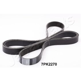 V-Ribbed Belts Length: 2270mm, Number of ribs: 7 with OEM Number 25212-4A100