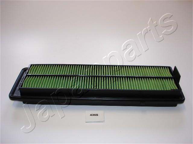 JAPANPARTS  FA-436S Filtro de aire Long.: 361mm, Ancho: 114mm, Altura: 44mm