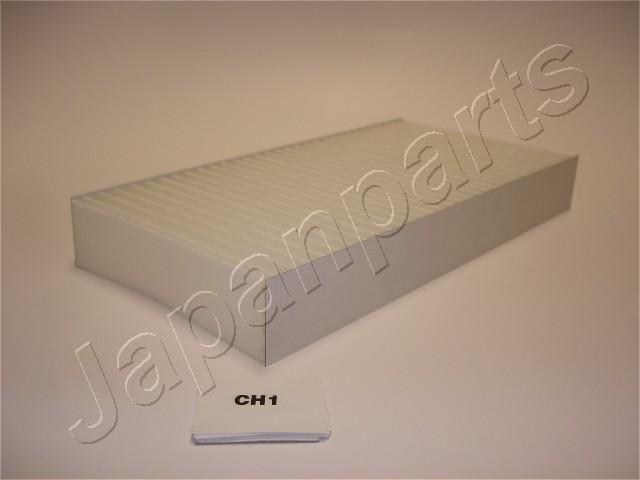 JAPANPARTS  FAA-CH1 Filter, Innenraumluft Länge: 225,1mm, Breite: 115,2mm, Höhe: 30mm