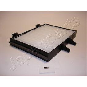 Filter, Innenraumluft Länge: 220mm, Breite: 210,6mm, Breite 1: 157mm, Höhe: 25mm mit OEM-Nummer MR 360889