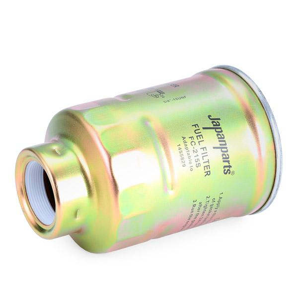 Inline fuel filter JAPANPARTS FC-215S expert knowledge