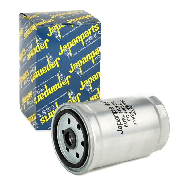 Inline fuel filter JAPANPARTS FC-H03S expert knowledge